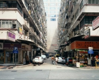 Healthy Street, Hong Kong, 2004